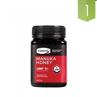 [콤비타] 뉴질랜드 마누카꿀 UMF5+ 500g 1개