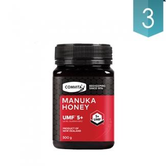 [콤비타] 뉴질랜드 마누카꿀 UMF5+ 500g 3개