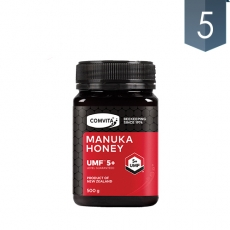 [콤비타] 뉴질랜드 마누카꿀 UMF5+ 500g 5개