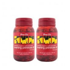 [프로라이프] EPO-고함량 감마리놀렌산(달맞이꽃종자유) - 여성갱년기 200캡슐 2개