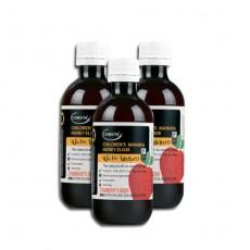 [콤비타] 일렉서 딸기맛(어린이 코푸시럽) 200ml 3개