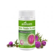 [굿헬스] 밀크시슬/엉겅퀴 35000mg 100캡슐 1개 (간건강)