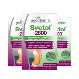 [굿헬스] 스베톨2800(그린커피빈) 112캡슐 (8주 다이어트, 체지방감소) 3개