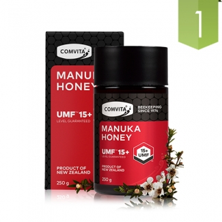 [콤비타] 뉴질랜드 마누카 하니 UMF15+ 250g 1개