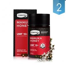 [콤비타] 뉴질랜드 마누카 하니 UMF15+ 250g 2개