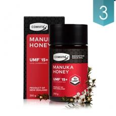 [콤비타] 뉴질랜드 마누카 하니 UMF15+ 250g 3개