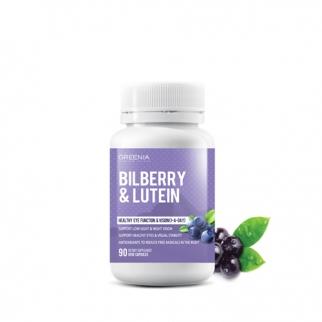[그리니아] 빌베리 & 루테인 (눈건강) 90캡슐 1개
