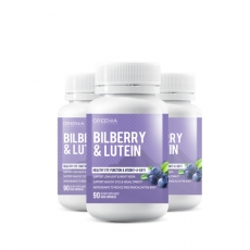 [그리니아] 빌베리 & 루테인 (눈건강) 90캡슐 3개