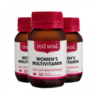 [레드실] 우먼스 멀티비타민(원어데이) 60 TAB 3개