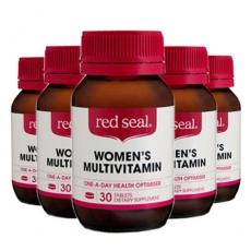[레드실] 우먼스 멀티비타민(원어데이) 60 TAB 6개