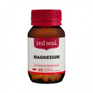 [레드실] 마그네슘 60 CAP 1개