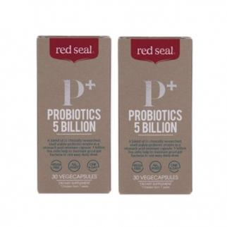[레드실] 프로바이오틱스(유산균) 5 BILLION 30베지캡슐 2개