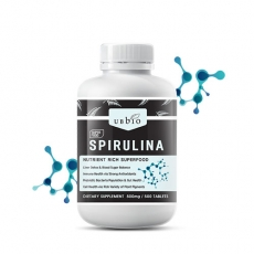 [유비바이오] 스피루리나 500tab 1개