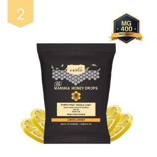 [유비바이오] 마누카 로젠지 레몬 150g 2봉