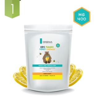 [그리니아] 마누카 로젠지 레몬 150G 25ea 1봉