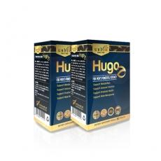 [유비바이오] 휴고지 815 mg 120정 2개 (남성 면역력관리-마카, 홍삼, 쏘팔메토 추출물)