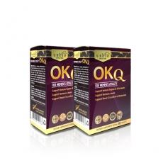 [유비바이오] 오케이큐 815 mg 120정 2개(여성 면역력관리-마카,홍삼,석류 추출물)