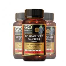 [고헬씨] 그레이프씨드 60,000(포도씨 추출물,항산화) 120캡슐 3개