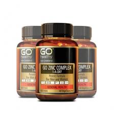 [고헬씨] 하루한알 징크 컴플렉스(아연) 120 베지캡슐 3개